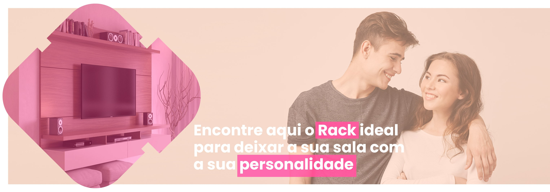 Banner Rack com Painel